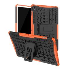 Capa Samsung Galaxy Tab S5e TPU Antichoque Laranja