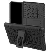 Capa Samsung Tab A com S Pen 2019 SM-P205 Emborrachado Antichoque Preto
