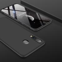 Capa Samsung M30 Cobertura Completa das Bordas Preto