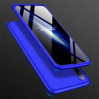 Capa Samsung A30s Cobertura Completa das Bordas Azul