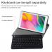 Capa e Teclado Bluetooth Samsung Tab A 8.0 com S Pen 2019 Preto