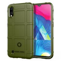 Capa Samsung Galaxy M10 Shield Series Verde