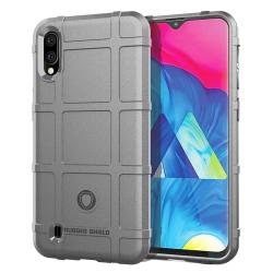 Capa Samsung Galaxy M10 Shield Series Cinza