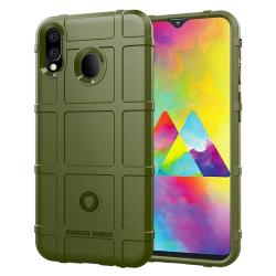 Capa Samsung Galaxy M20 Shield Series Verde