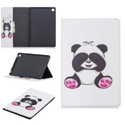 Capa Galaxy Tab S5e Couro Panda
