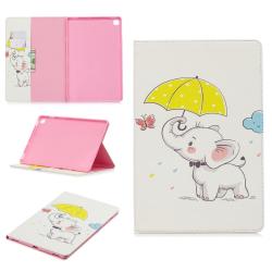 Capa Galaxy Tab S5e Couro Elefante