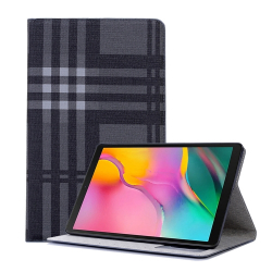 Case Samsung Tab A 10.1 2019 Xadrez Cinza