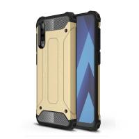 Capa Celular Samsung A50 Armor Series Dourado