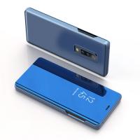 Capa Celular Samsung Galaxy A50 Flip Clear View Azul