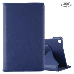 Capa Galaxy Tab A 8.0 2019 T290/T295 Couro 360 Azul