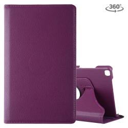Capa Galaxy Tab A 8.0 2019 T290/T295 Couro 360 Roxo