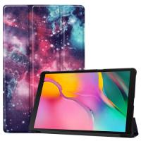 Capa Smart Galaxy Tab A 10.1 2019 Cosmos