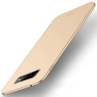 Capa para Samsung S10+ Plus MOFI Series Dourado