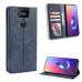 Capa Zenfone 6 ZS630KL Flip Azul