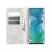 Capa Motorola Edge+ Plus Couro Retro Skin Cinza