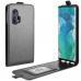 Capa Motorola Edge+ Plus Flip Vertical Preto