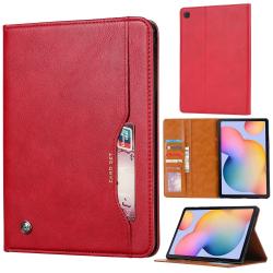 Capa Samsung Tab S6 Lite P615/P610 Business Series Vermelho