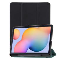 Capa Smart para Samsung Tab S6 Lite P615/P610 Flip Preto