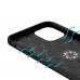 Capa de iPhone 12 Mini com Anel de Suporte Preto