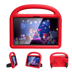 Capa Infantil Samsung Tab A7 EVA Vermelho