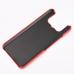 Capinha Zenfone 7 ZS670KS de Plástico Vermelho