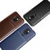 Capa Motorola Moto G9 Play TPU Fibra de Carbono Preto
