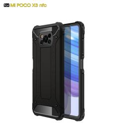 Capa Xiaomi Poco X3 NFC Armor Series Preto