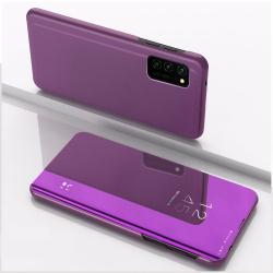 Capa Flip Espelhada para Samsung Galaxy S20 FE Roxo
