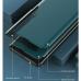 Capa Samsung S8 Plus com Display Lateral Azul