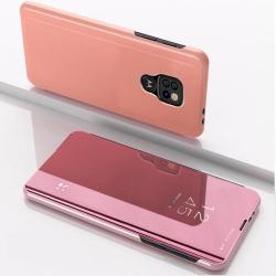 Capa Espelhada Motorola Moto G9 Play Rosa Dourado
