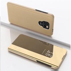 Capa Espelhada Motorola Moto G9 Play Dourado