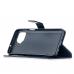 Capa para Moto G 5G Plus Flip Couro Preto