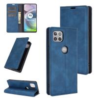 Capinha Motorola Moto G 5G Flip Business Azul