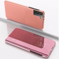 Capa Espelhada Samsung Galaxy S21 5G Rosê