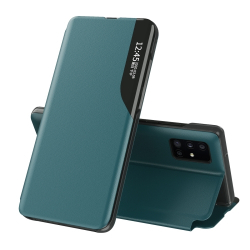 Capa Galaxy A32 5G com Display Lateral Verde