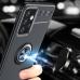 Capa Galaxy A72 TPU com Anel de Suporte Preto