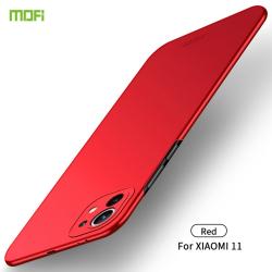 Capa Xiaomi Mi 11 MOFI Series Vermelho