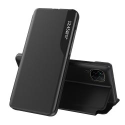 Capa Samsung Galaxy M62 com Display Lateral Preto