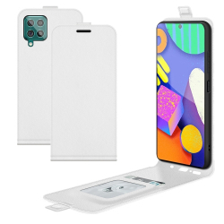 Capa Samsung M62 Flip Vertical Branco