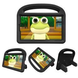 Capa Samsung Tab A7 Lite Infantil Preto