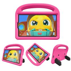 Capa Samsung Tab A7 Lite Infantil Rosa