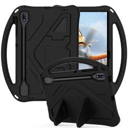 Capa Infantil para Samsung Galaxy Tab S7 FE Preto