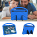 Capa Infantil para Samsung Galaxy Tab S7 FE Azul
