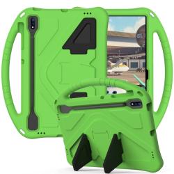 Capa Infantil para Samsung Galaxy Tab S7 FE Verde