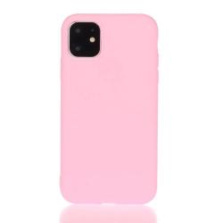 Capinha TPU para iPhone 13 Rosa