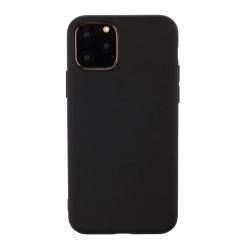 Capinha iPhone 13 Mini Silicone Preto