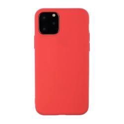 Capinha iPhone 13 Mini Silicone Vermelho