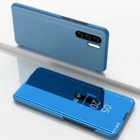 Capa Samsung Galaxy Note 10+ Plus Espelhado Azul