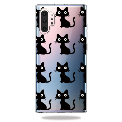 Capa Samsung Note 10+ Plus Gato