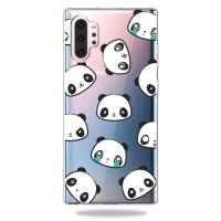 Capa Samsung Note 10+ Plus Panda
